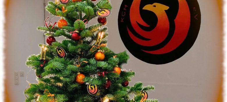 Wir wünschen allen friedliche Weihnachten!